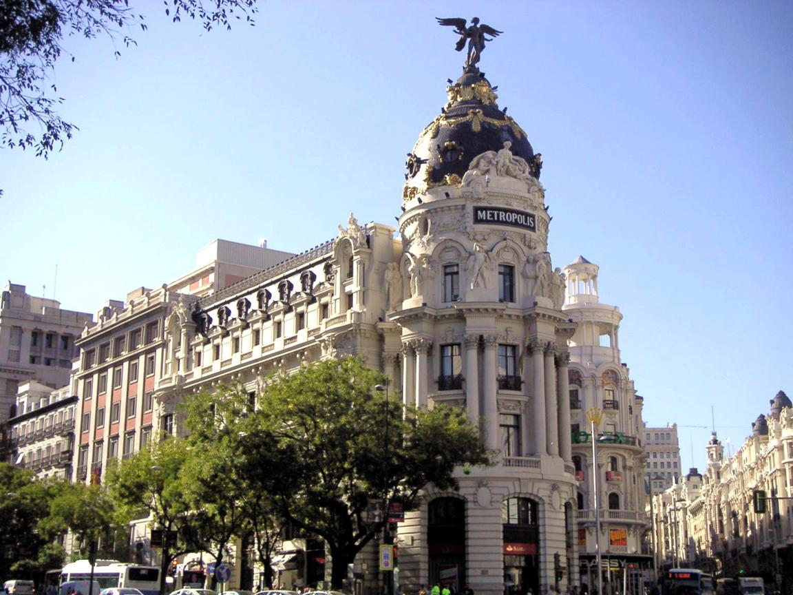 Edificio Metropolis Madrid