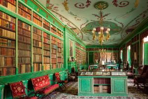 palacio Liria.biblioteca