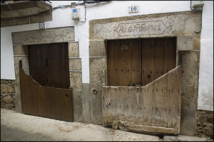 канделарио дверь