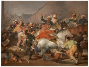 El 2 de mayo de 1808 en Madrid o ''La lucha con los mamelucos''