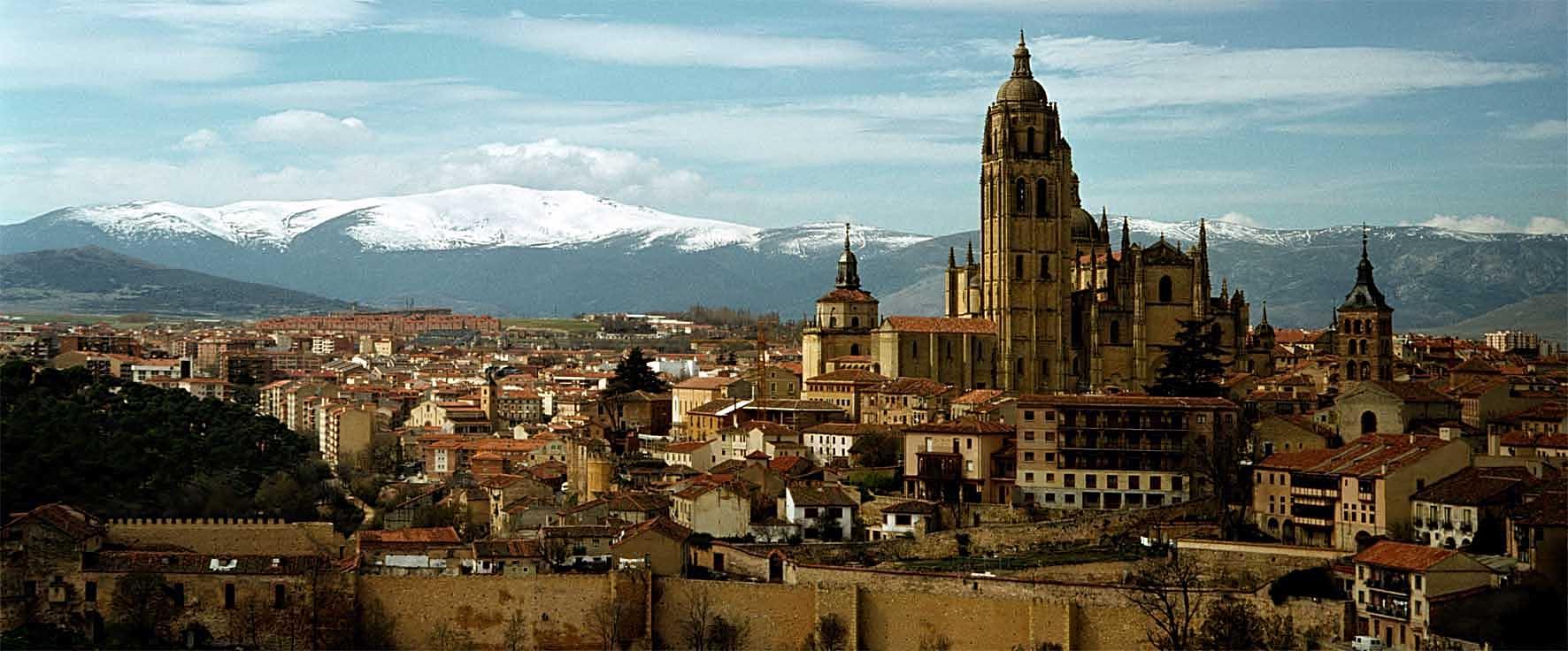 Ciudad de Segovia