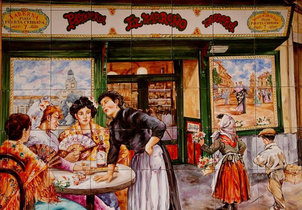 taberna Madroño