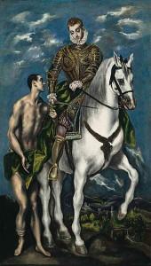 Saint_Martin El Greco